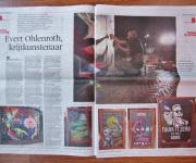 Mamarazzi for Leidsch Dagblad (2018)